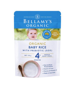 Baby Rice with Prebiotic